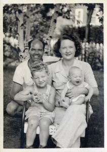 Photo of family